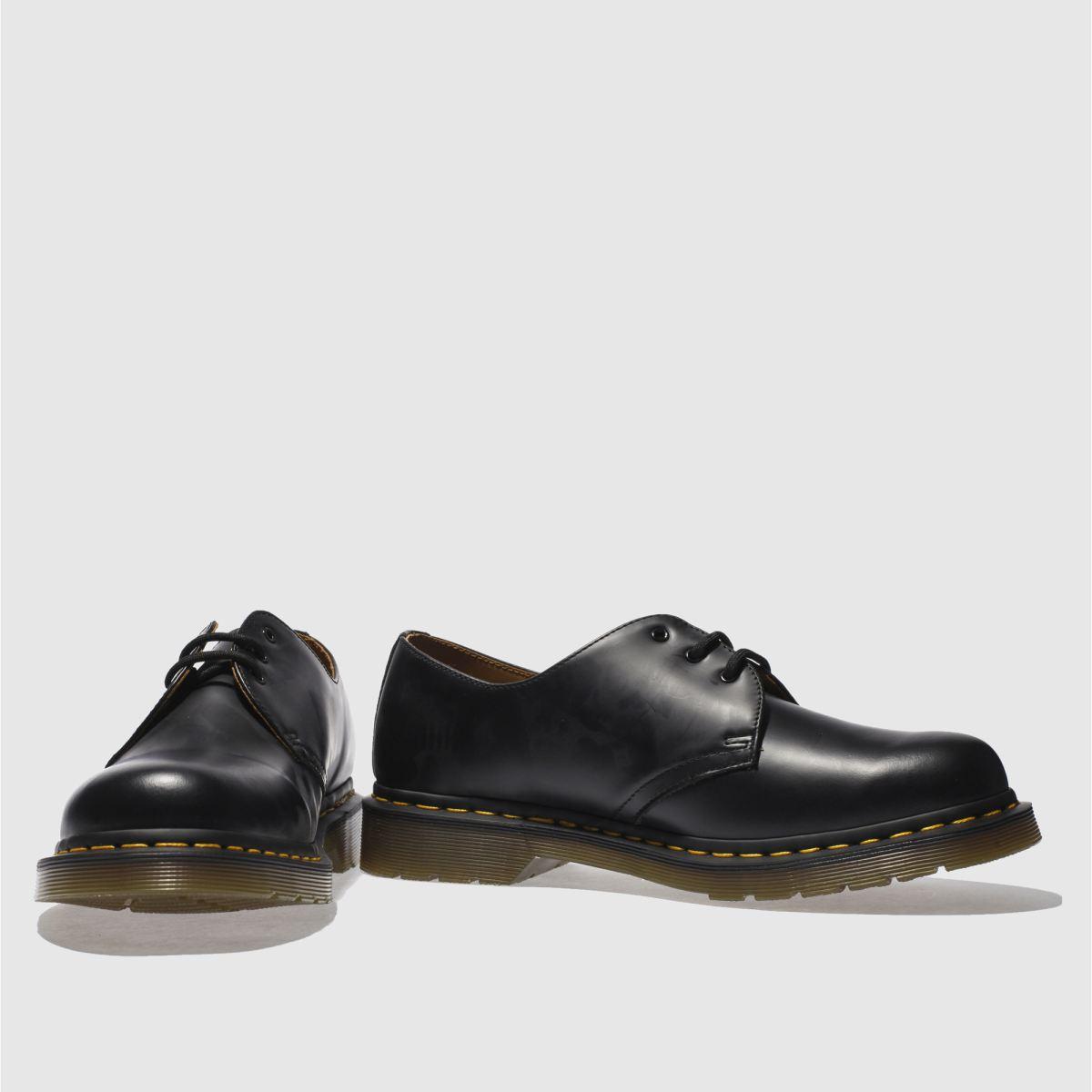 Herren Schwarz dr martens 1461 Shoe Schuhe | schuh Gute Qualität beliebte Schuhe