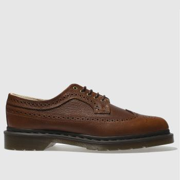 Dr Martens Tan 3989 Mens Shoes
