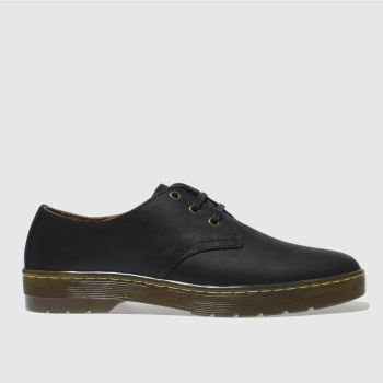 Dr Martens Black Cruise Coronado Mens Shoes#