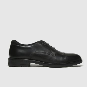 Base London Black Raven Shoes
