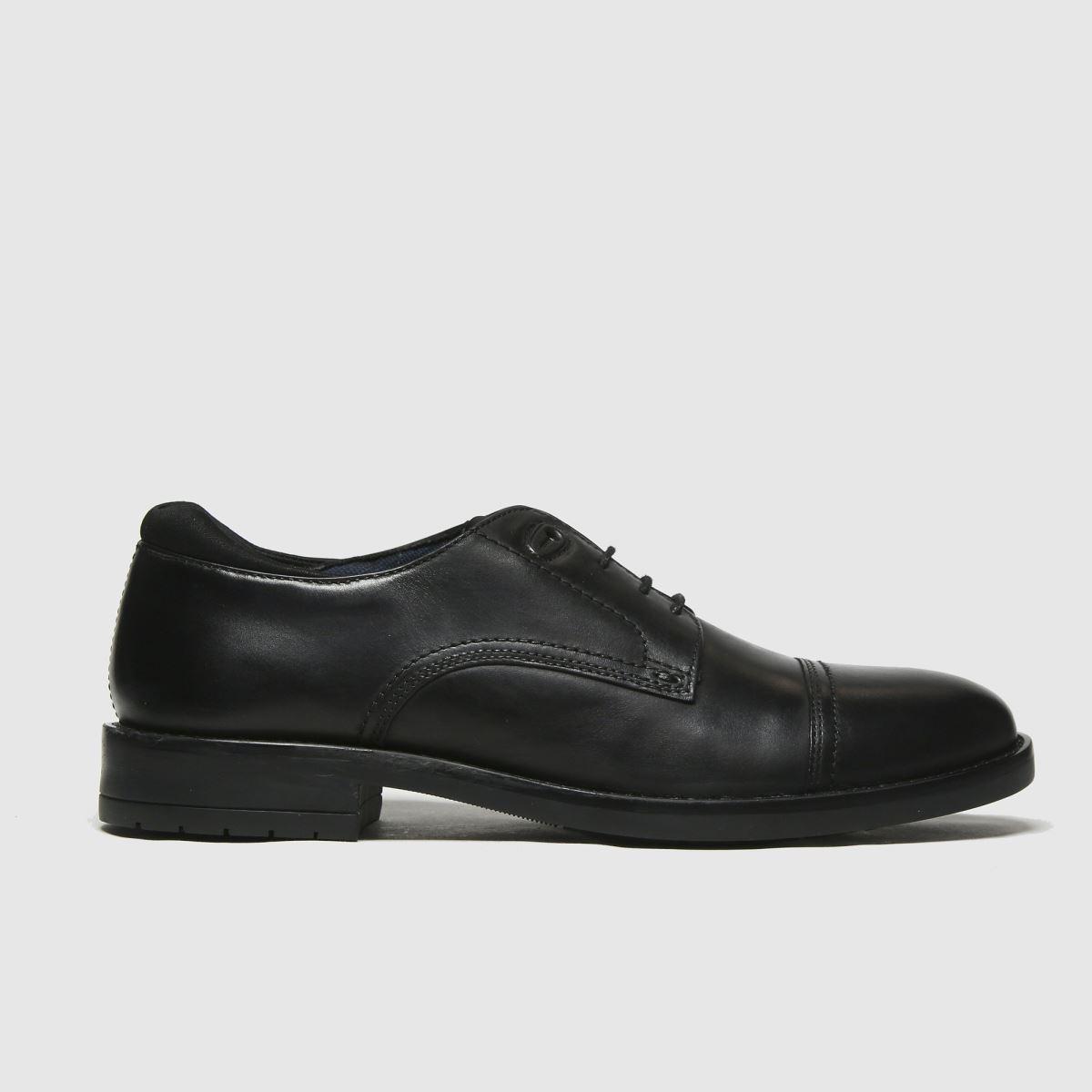 Base London Black Raven Shoes