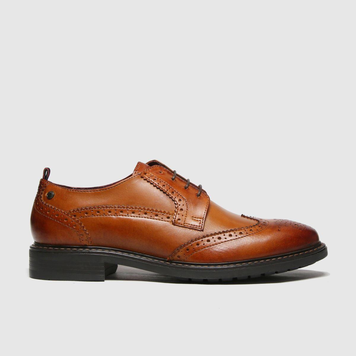 Base London Brown Lennox Shoes