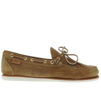 Bass Brown Decker Moc Lite Mens Shoes