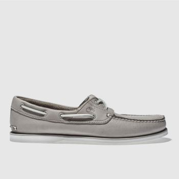 Timberland Stone Classic Boat 2 Eye Mens Shoes