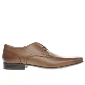 Ikon Tan English Ii Lace Mens Shoes