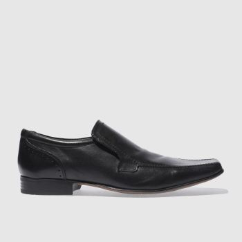 Ikon Black ENGLISH II SLIP Shoes