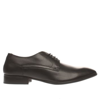 Base London Black Morse Mens Shoes