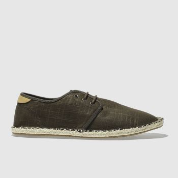Toms Khaki Diego Mens Shoes