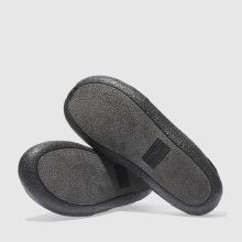 a93d55e00b77 mens black   grey toms berkeley slipper slippers