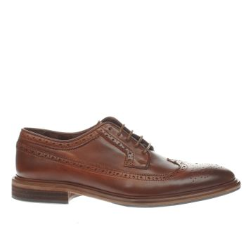 PAUL SMITH SHOE PS BROWN MALLOY SHOES