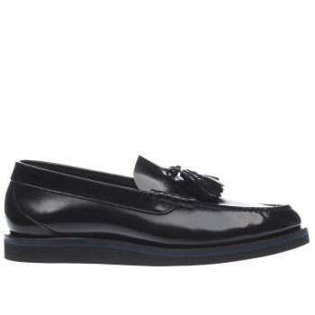 Men Paul Smith Shoe Ps Carver Shoes Black