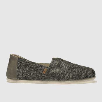 Toms Grey Alpargata Mens Shoes f21345cccb8f