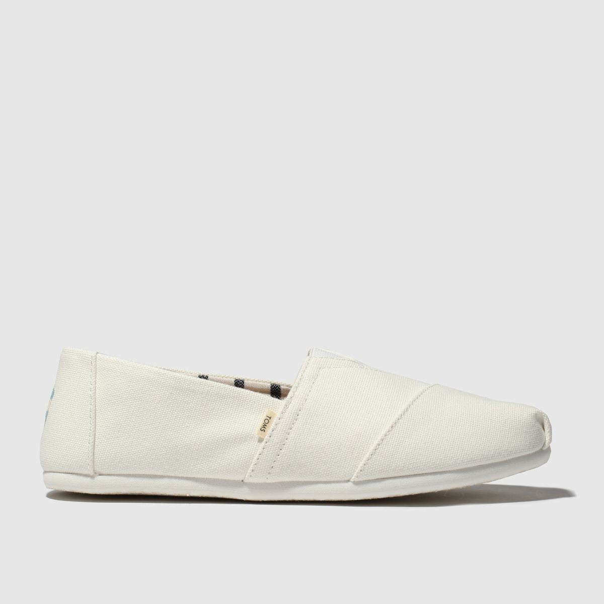 Toms White Alpargata Venice Shoes