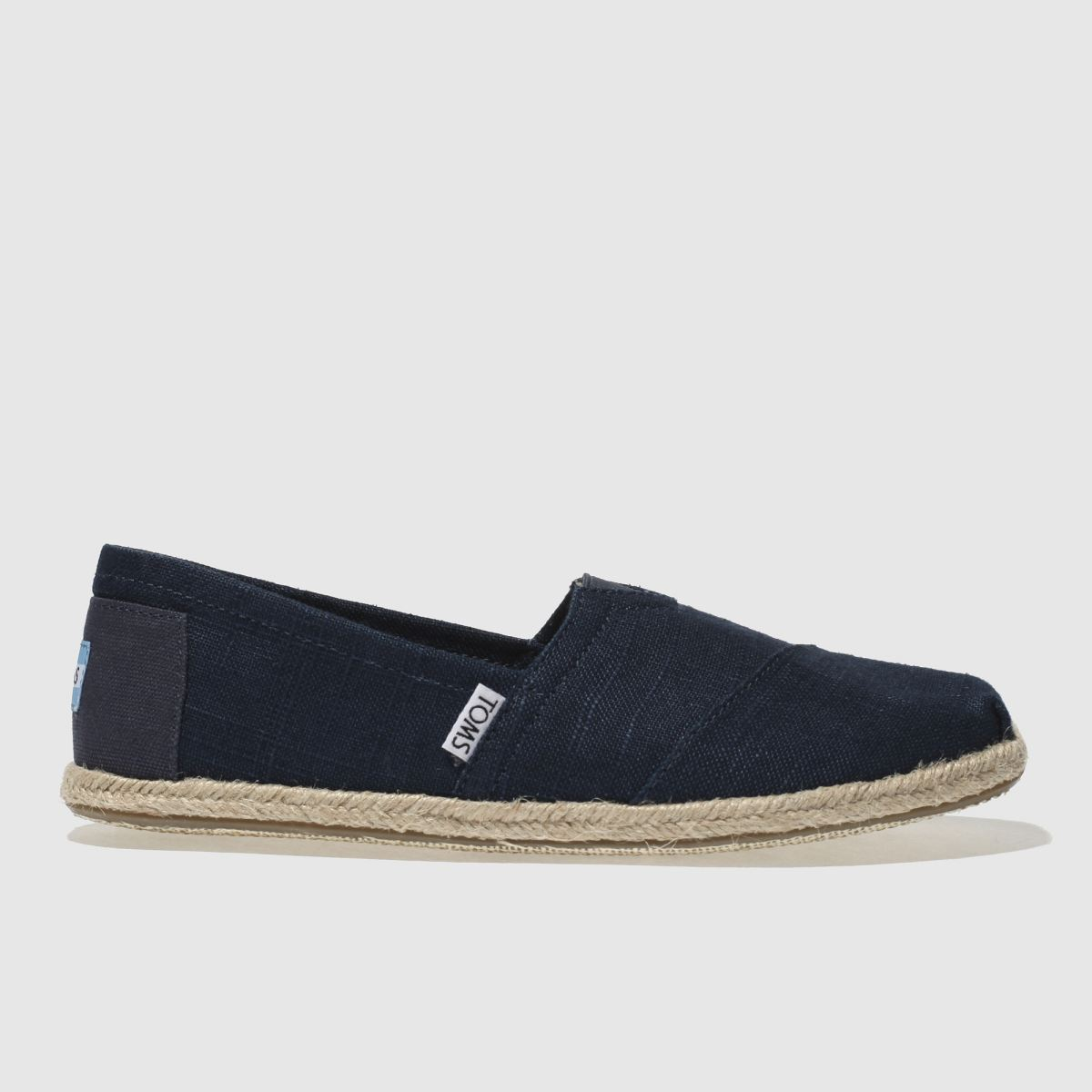 Toms Navy Classic Ii Shoes