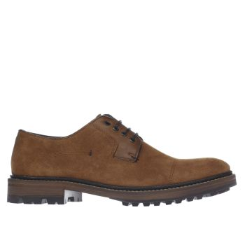 Ted Baker Tan Kloude Mens Shoes