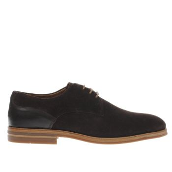 H By Hudson Brown Enrico Mens Shoes