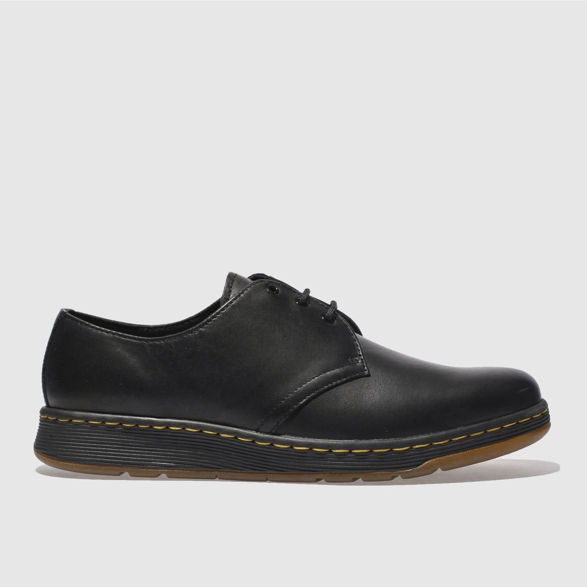 Dr Martens Black Cavendish Shoes