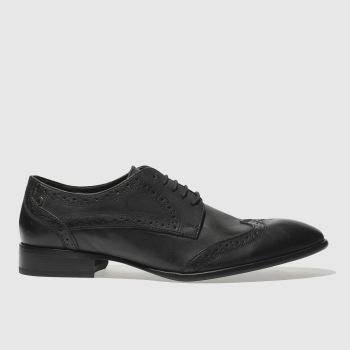 Base London Black Larsson Mens Shoes