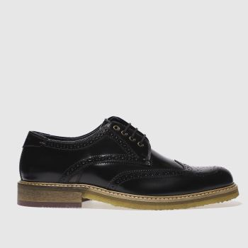 Ted Baker Black Prycce Mens Shoes