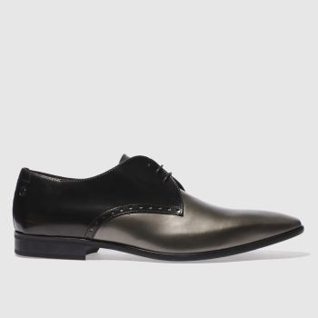 Red Or Dead Silver Mr Mcavoy Pt Gibson Mens Shoes