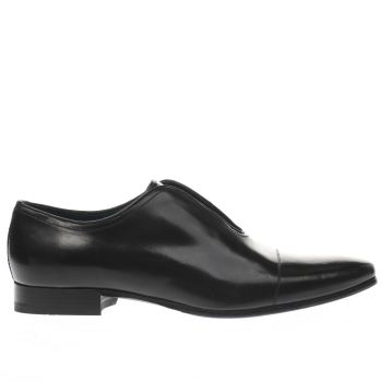 Ted Baker Black Ehmitt Mens Shoes