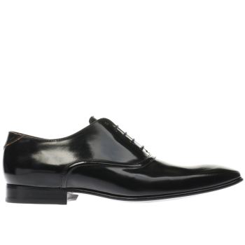 PAUL SMITH SHOE PS BLACK STARLING SHOES
