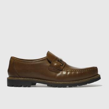 Base London Tan Breach Mens Shoes