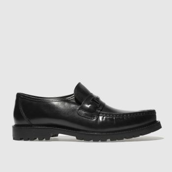 Base London Black Breach Mens Shoes