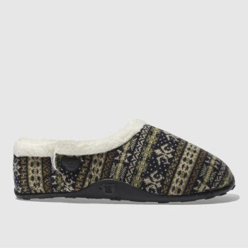 Homeys Multi Woody Mens Slippers
