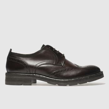 Base London Brown Murphy Mens Shoes