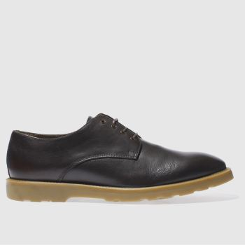 Red Or Dead Brown Mr Lugo Mens Shoes