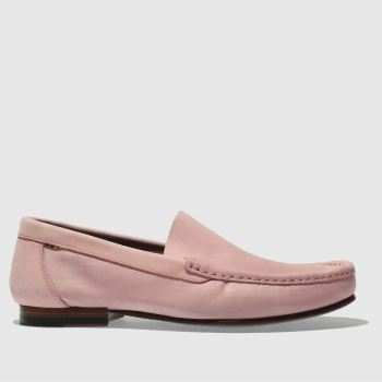 Paul Smith Shoe Ps Pink Danny Mens Shoes