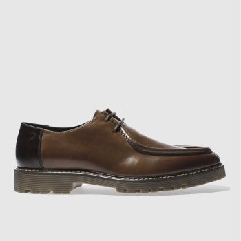 RED OR DEAD BROWN MR CALLAHAN PARAMOC SHOES