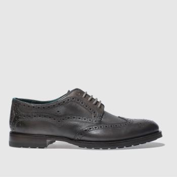 Ted Baker Grey Senape Mens Shoes
