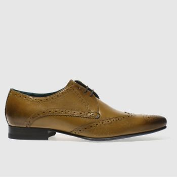 Ted Baker Tan Hosei Mens Shoes