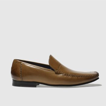 Ted Baker Tan Bly 9 Mens Shoes