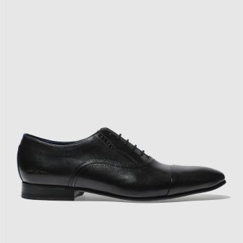Ted Baker Black Murain Mens Shoes