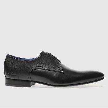 Ted Baker Black Peair Mens Shoes