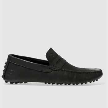 Base London Schwarz Morgan Herren Schuhe