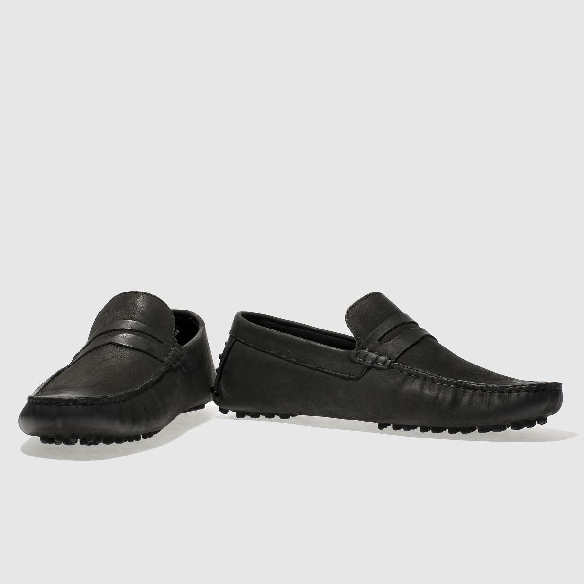 Herren Schwarz base london Morgan Schuhe | schuh Gute Qualität beliebte Schuhe