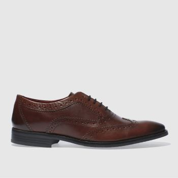Base London Brown Bramble Mens Shoes