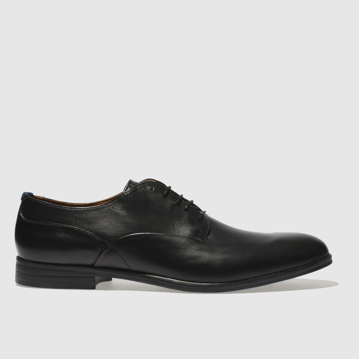 H By Hudson Black Axminster Shoes