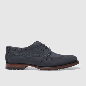 Ted Baker Navy Senapen Mens Shoes