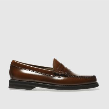 Bass Brown Larson Winter Mens Shoes