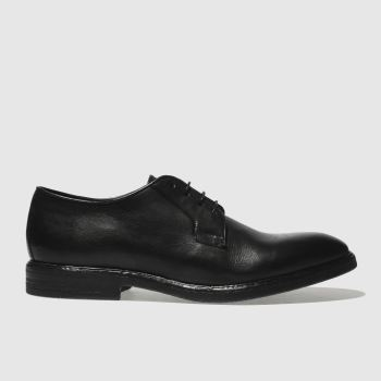 Red Or Dead Black Mr Di Mucci Mens Shoes