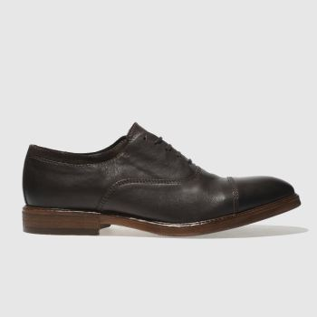 Red Or Dead Brown Mr Di Mucci Mens Shoes