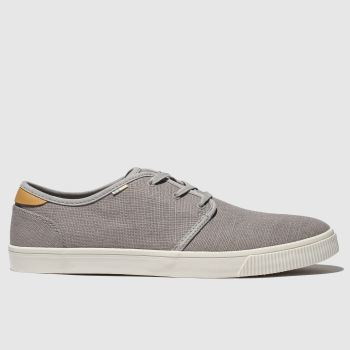 Toms Grey Carlo Mens Shoes