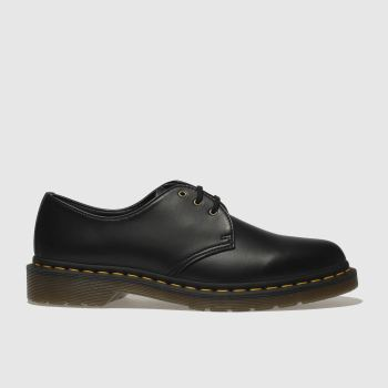 Dr Martens Black 1461 Vegan Mens Shoes