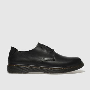 Dr Martens Black Elsfield Mens Shoes
