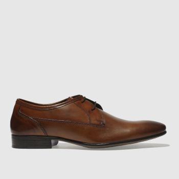 Ikon Tan Bowles Gibson Mens Shoes